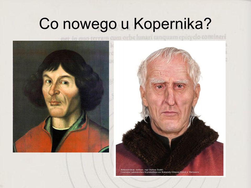 Co nowego u Kopernika