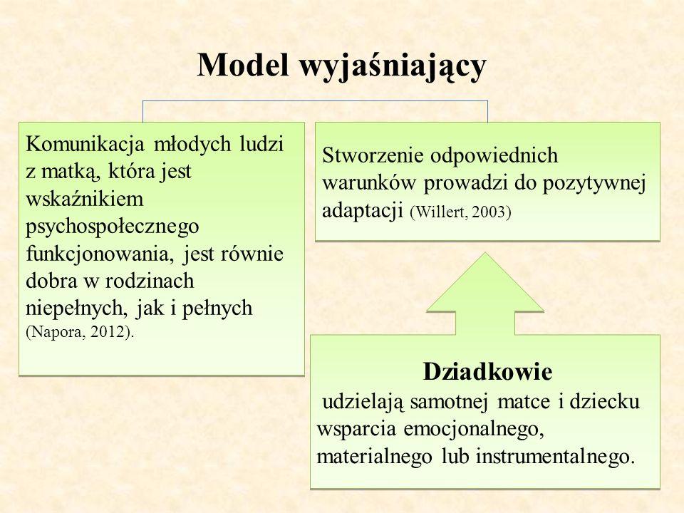 Model wyjaśniający