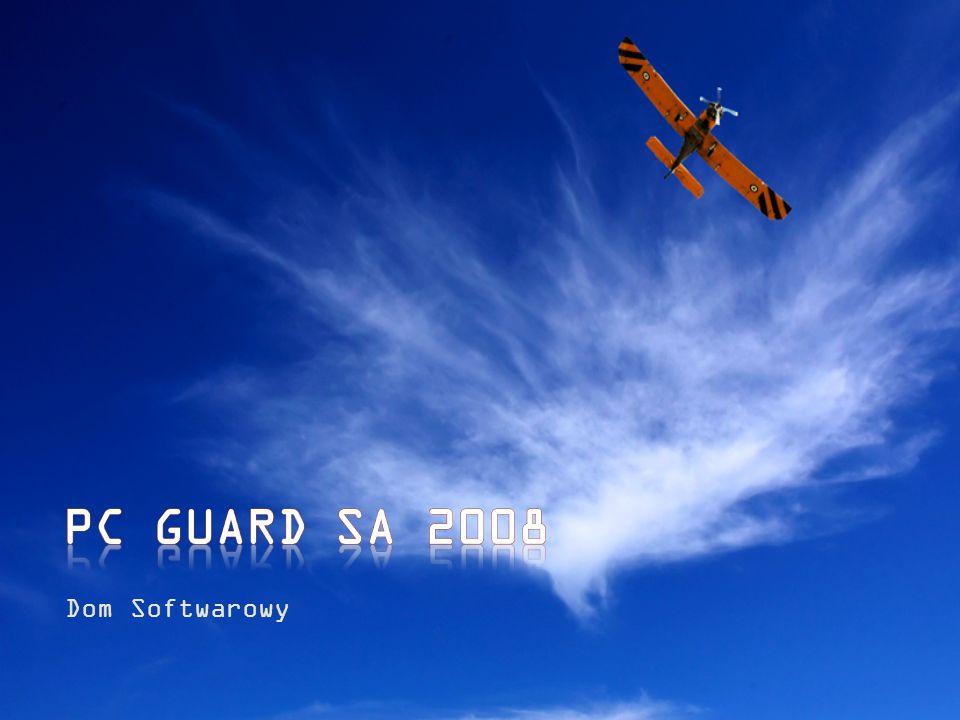 PC Guard SA 2008 Dom Softwarowy