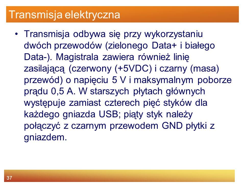 Transmisja elektryczna