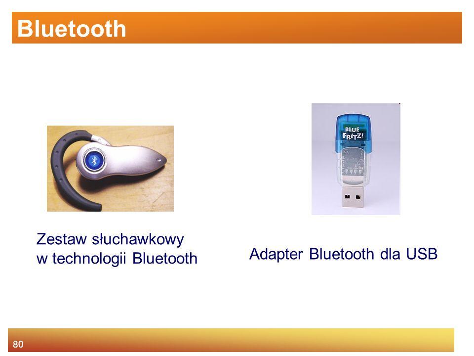 Bluetooth Zestaw słuchawkowy w technologii Bluetooth