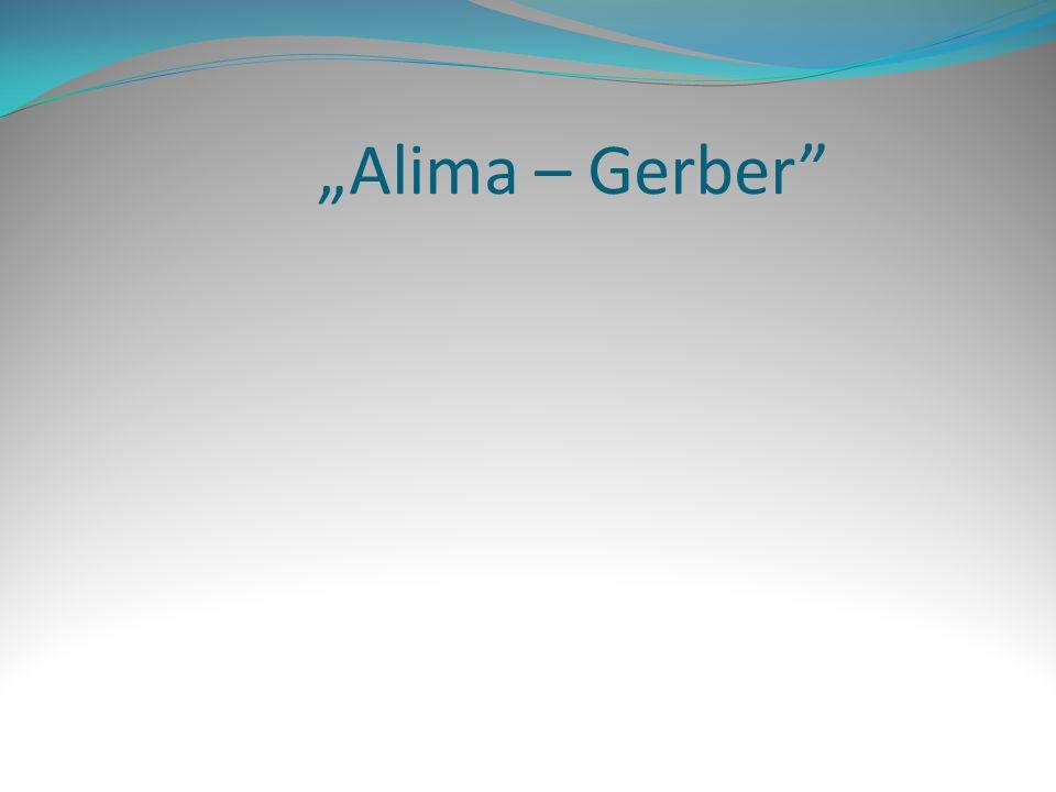 """Alima – Gerber"