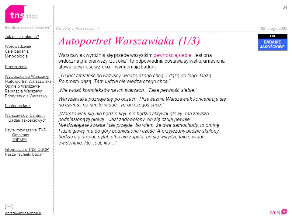 Autoportret Warszawiaka (1/3)