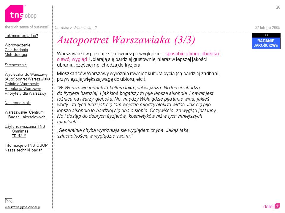 Autoportret Warszawiaka (3/3)