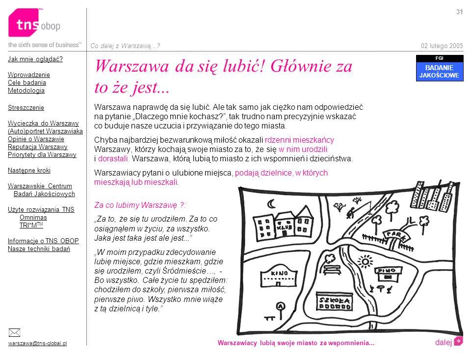 Warszawa da się lubić! Głównie za to że jest...