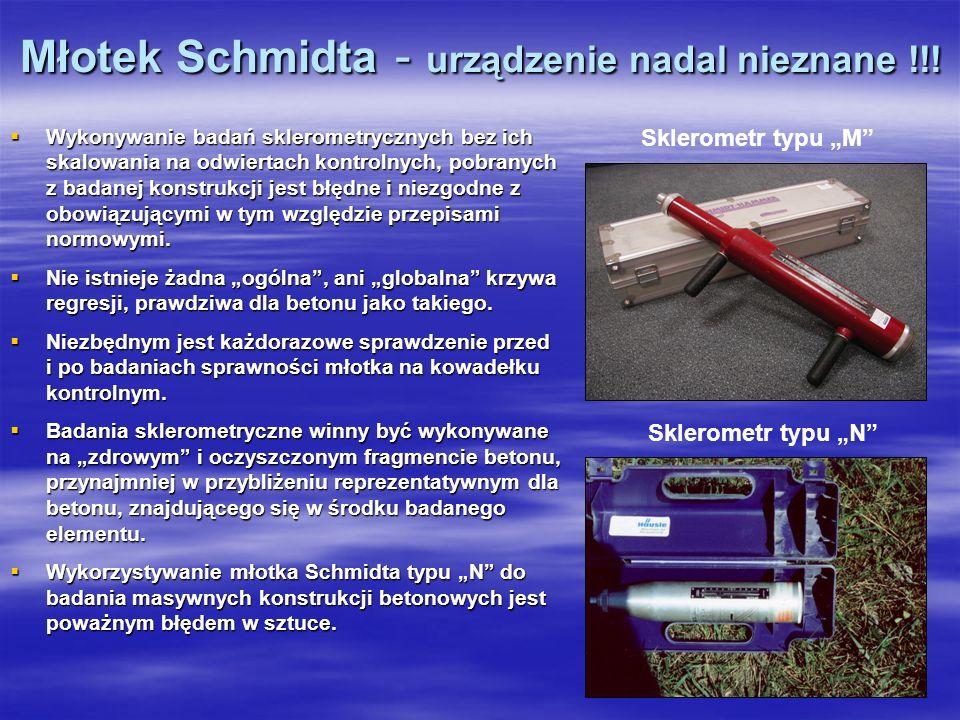 Młotek Schmidta - urządzenie nadal nieznane !!!