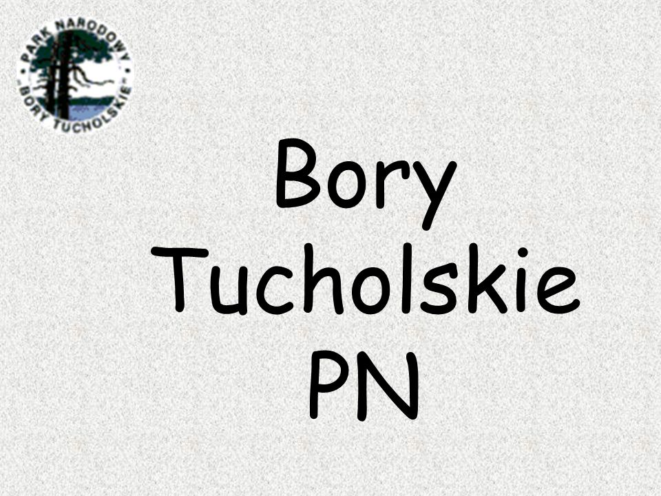 Bory Tucholskie PN