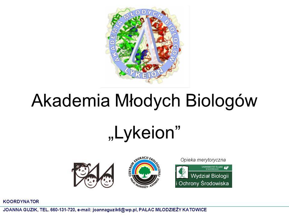Akademia Młodych Biologów