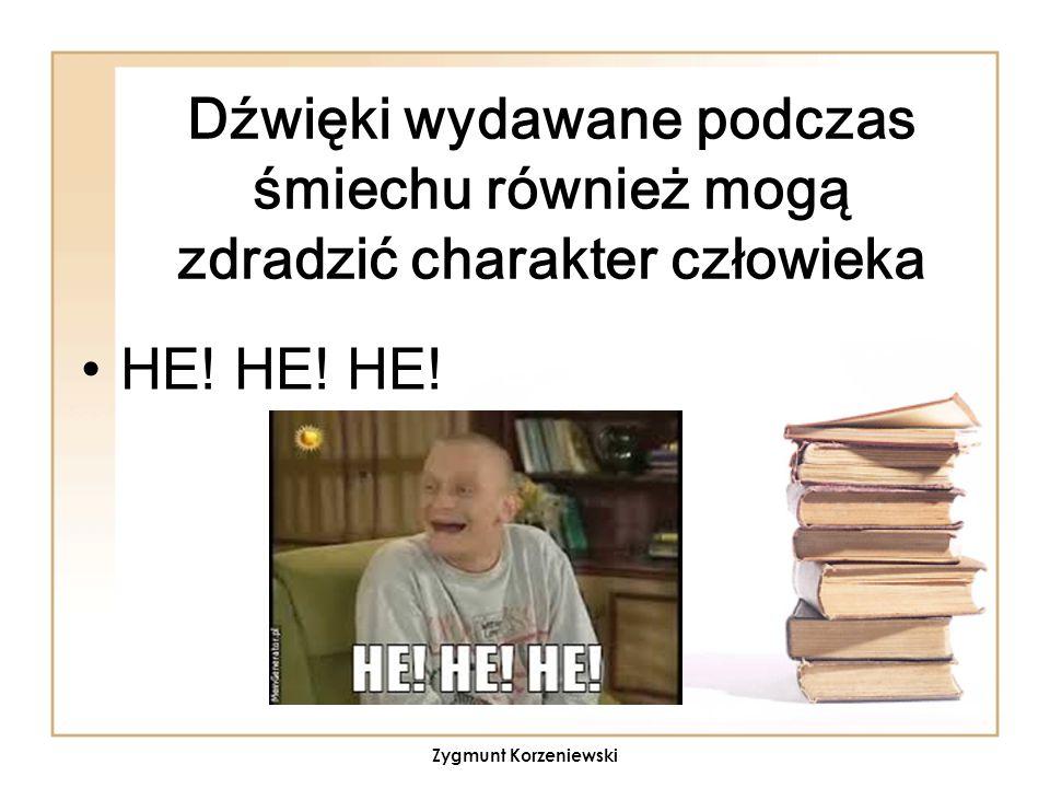 Dźwięki wydawane podczas śmiechu również mogą zdradzić charakter człowieka