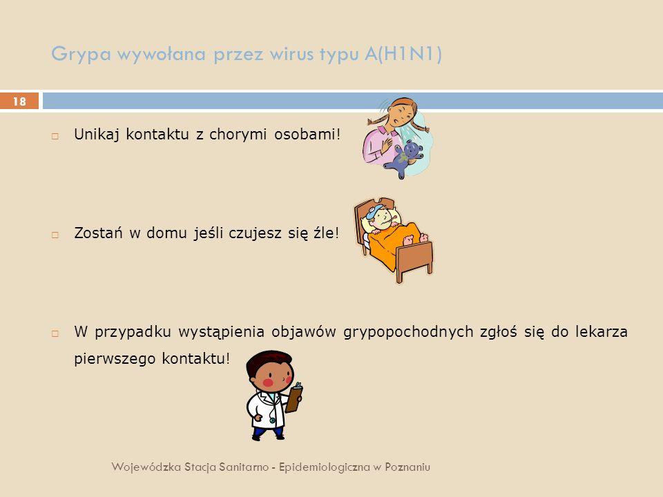 Grypa wywołana przez wirus typu A(H1N1)