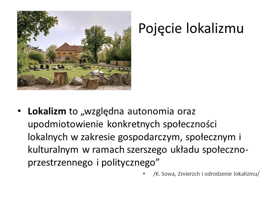 Pojęcie lokalizmu