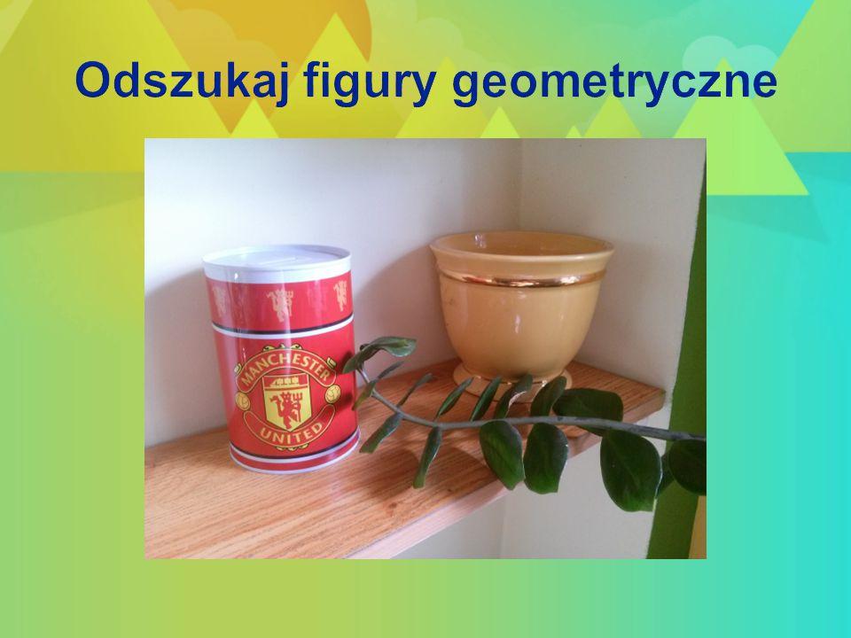 Odszukaj figury geometryczne