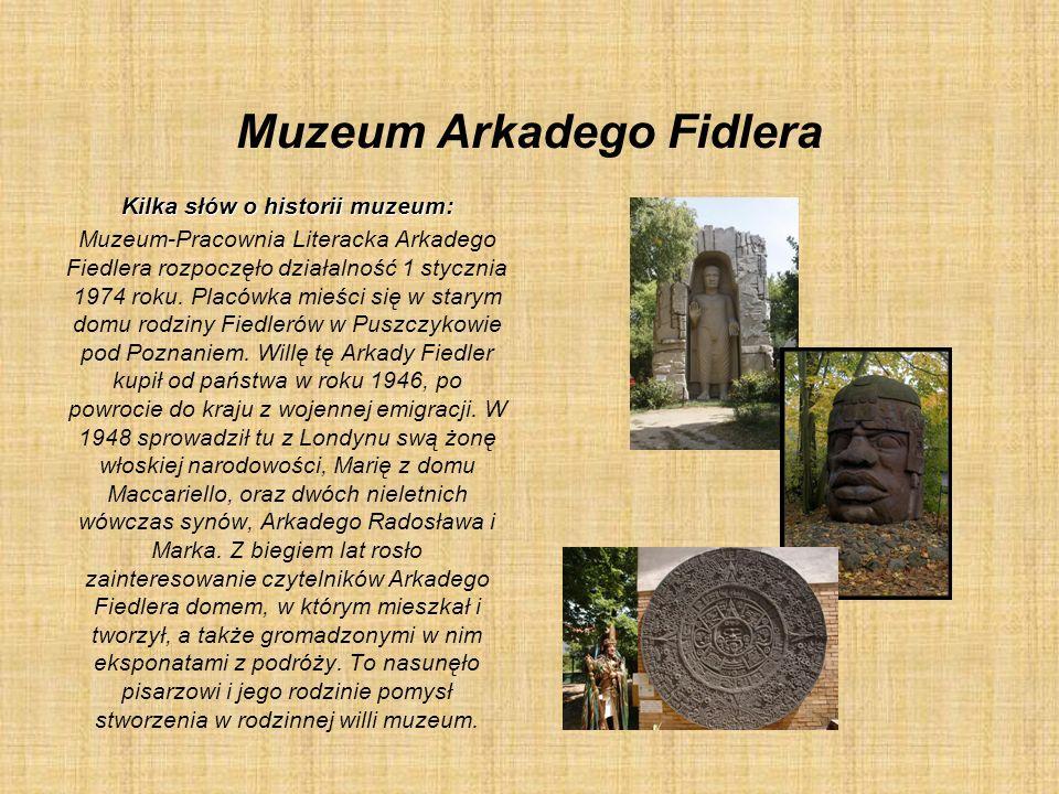 Muzeum Arkadego Fidlera