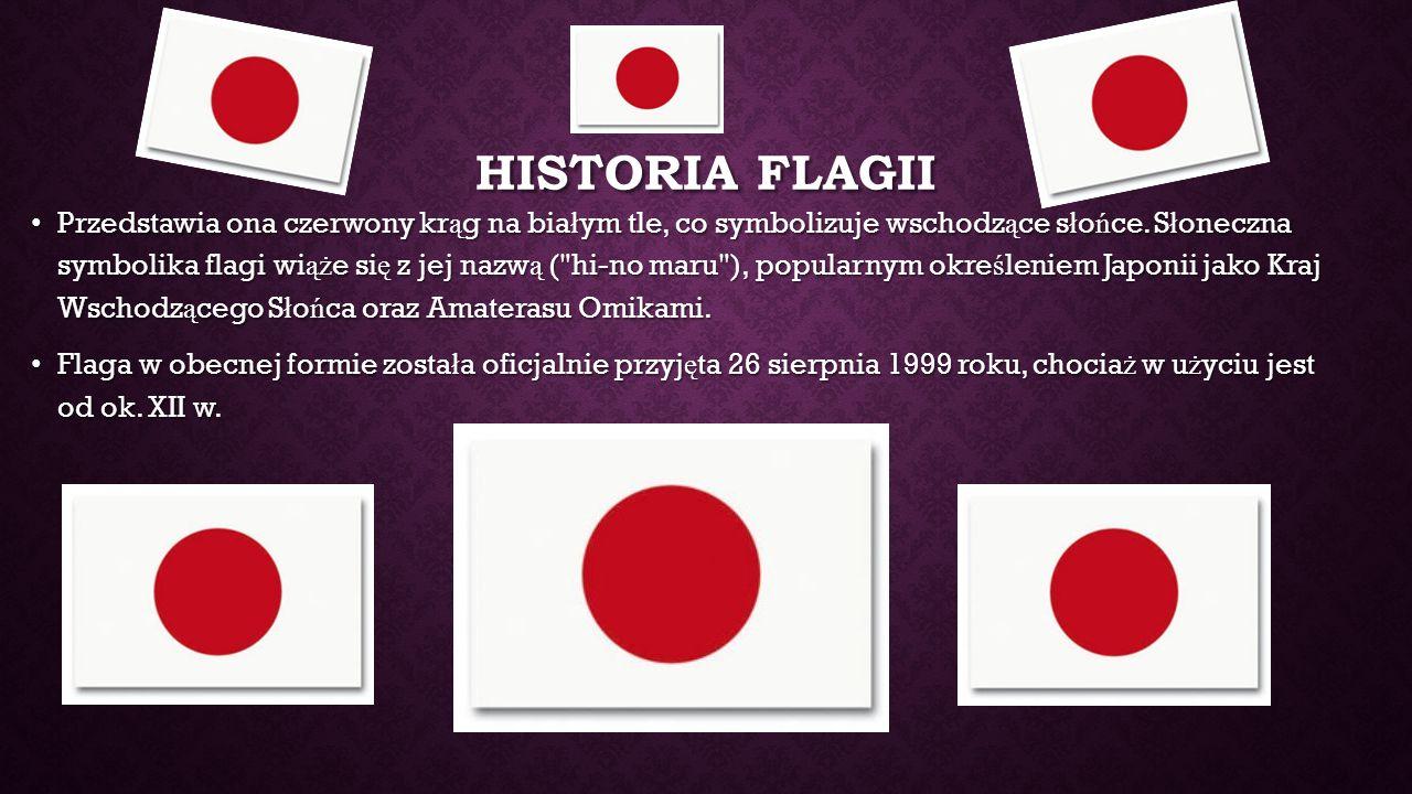 Historia flagii