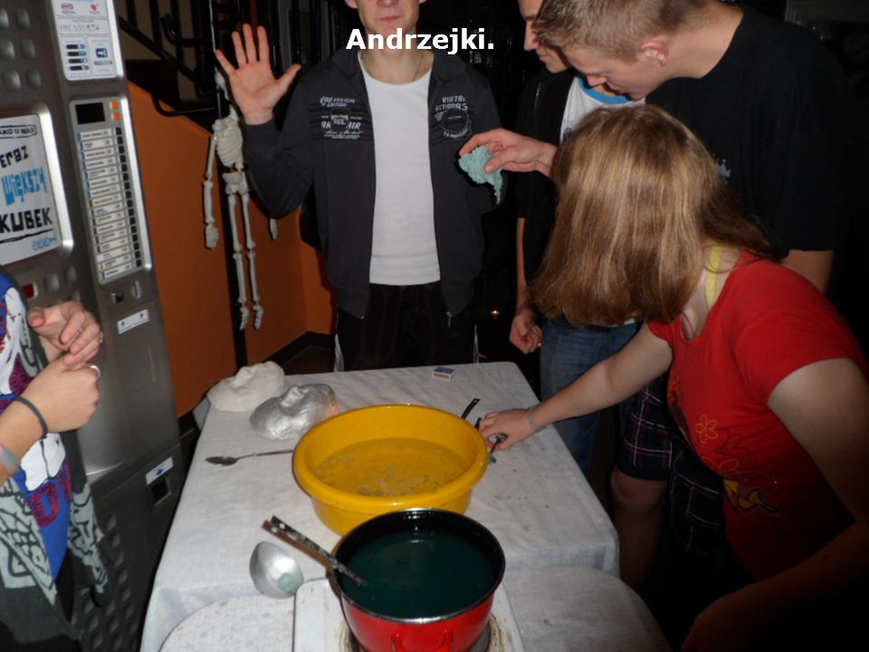 Andrzejki.
