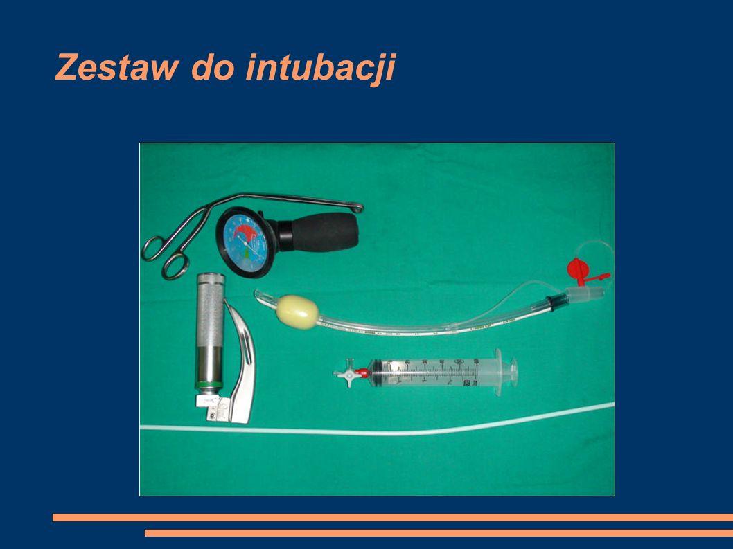 Zestaw do intubacji