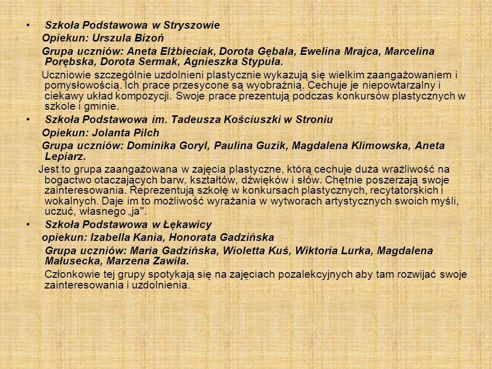 Szkoła Podstawowa w Stryszowie