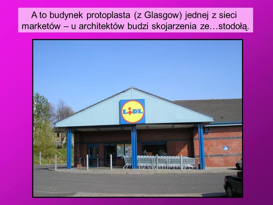 A to budynek protoplasta (z Glasgow) jednej z sieci