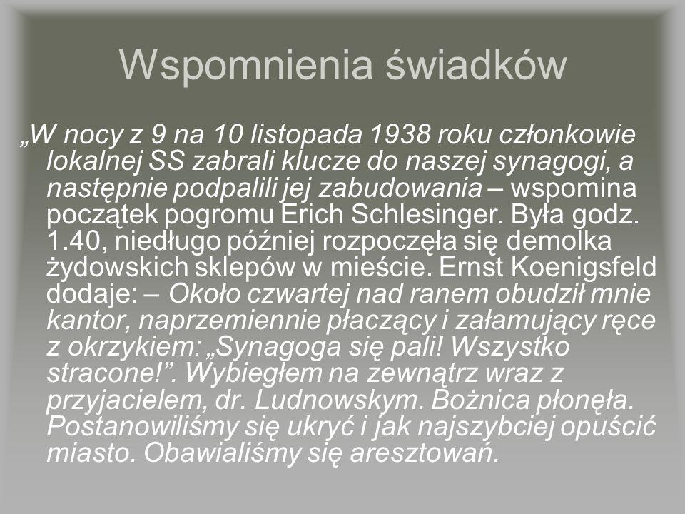 Wspomnienia świadków