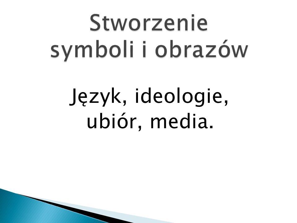 Stworzenie symboli i obrazów