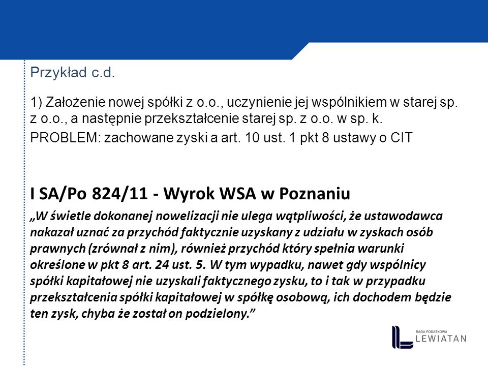 I SA/Po 824/11 - Wyrok WSA w Poznaniu