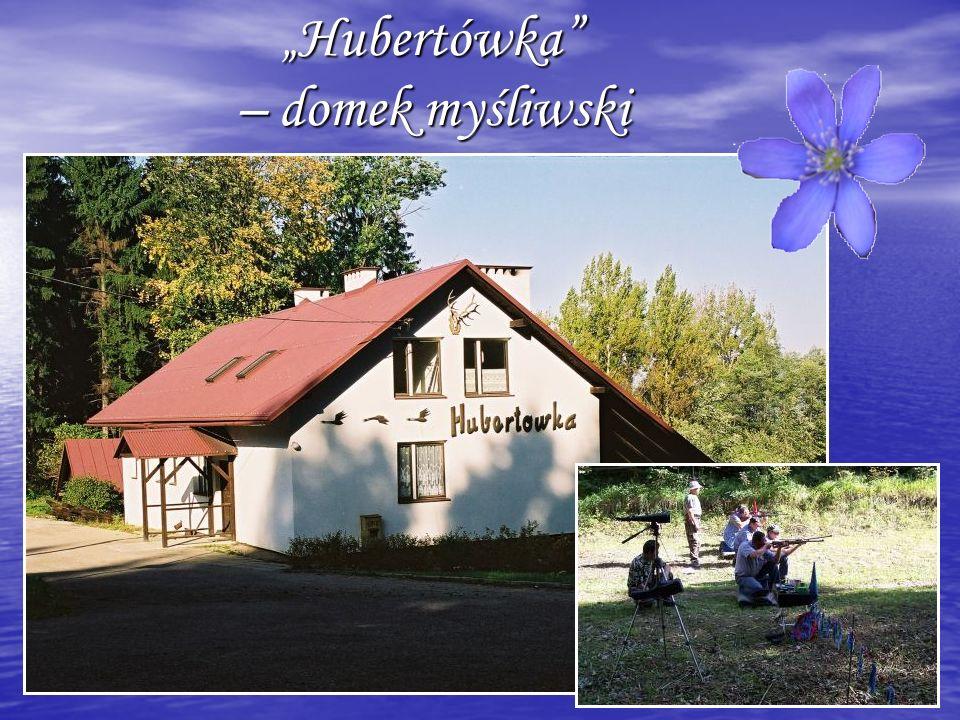 """""""Hubertówka – domek myśliwski"""