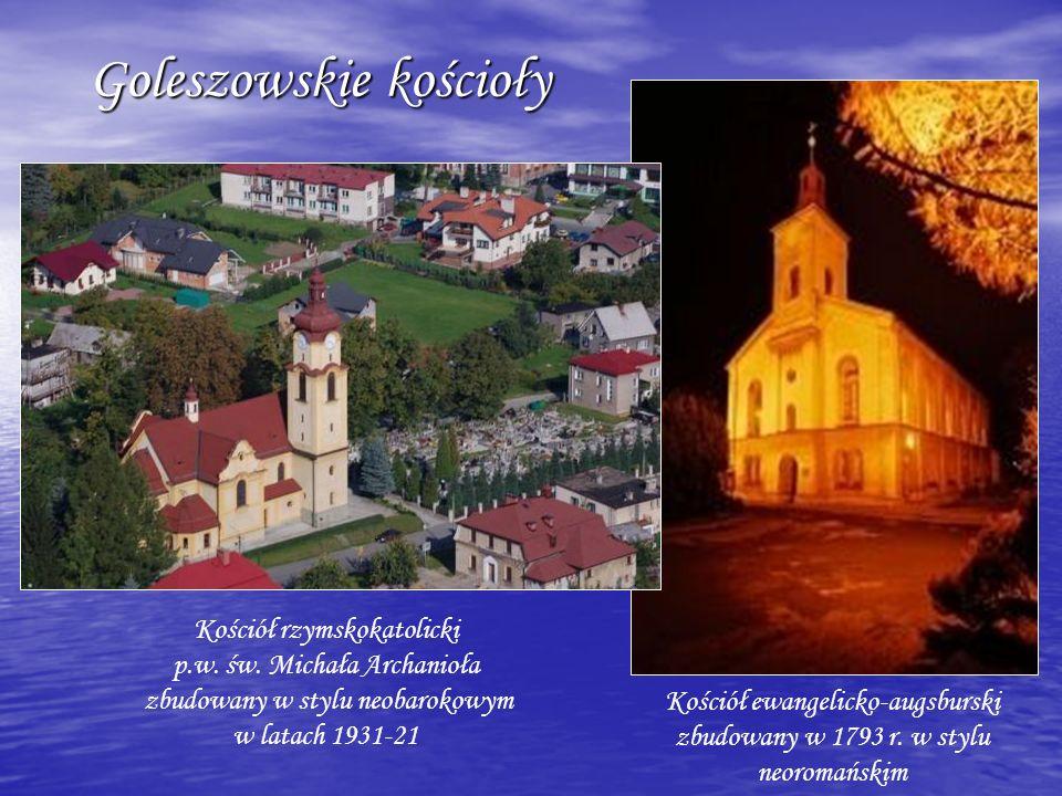Goleszowskie kościoły