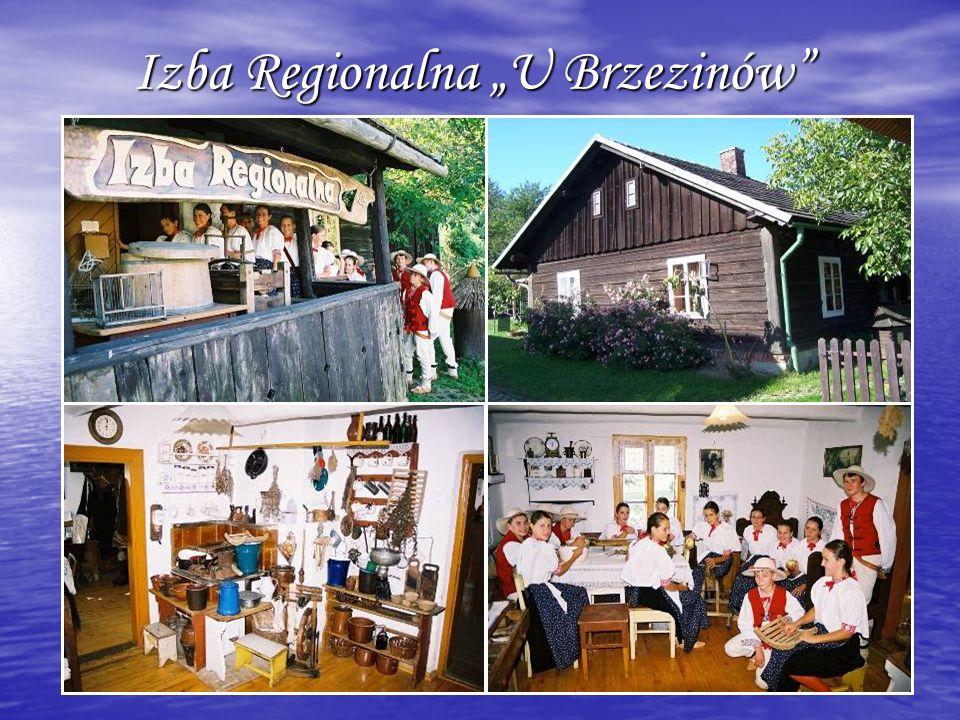 """Izba Regionalna """"U Brzezinów"""