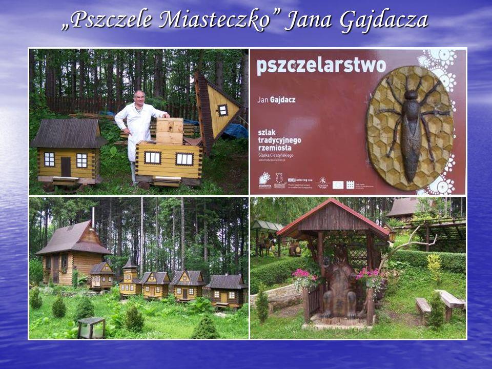 """""""Pszczele Miasteczko Jana Gajdacza"""