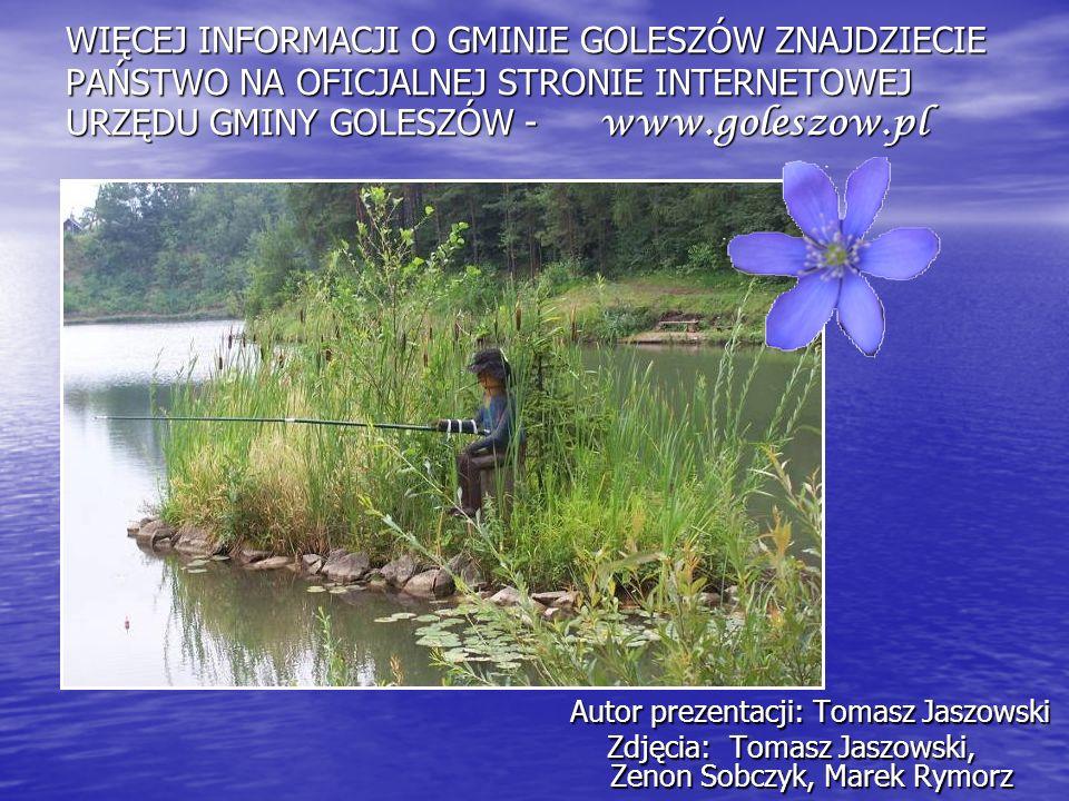 WIĘCEJ INFORMACJI O GMINIE GOLESZÓW ZNAJDZIECIE PAŃSTWO NA OFICJALNEJ STRONIE INTERNETOWEJ URZĘDU GMINY GOLESZÓW - www.goleszow.pl
