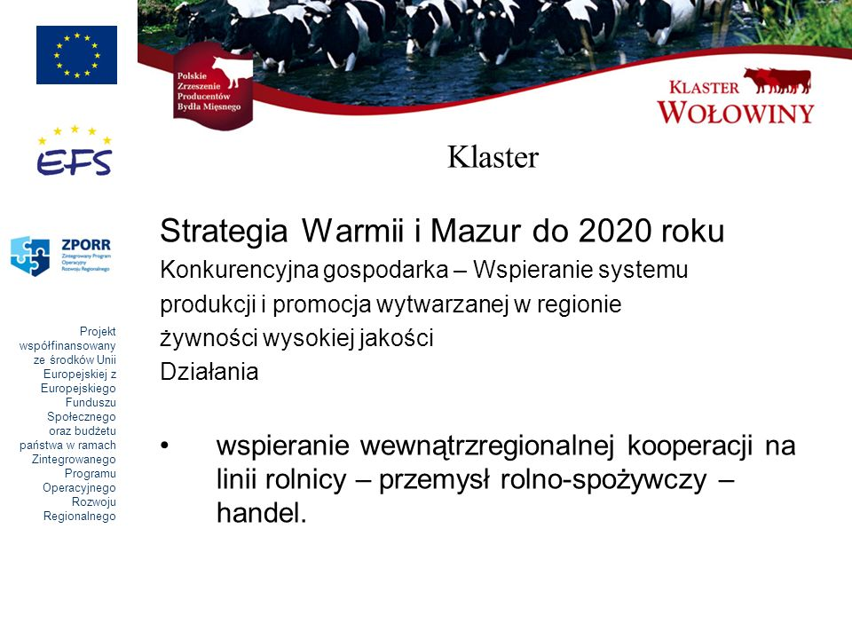 Strategia Warmii i Mazur do 2020 roku