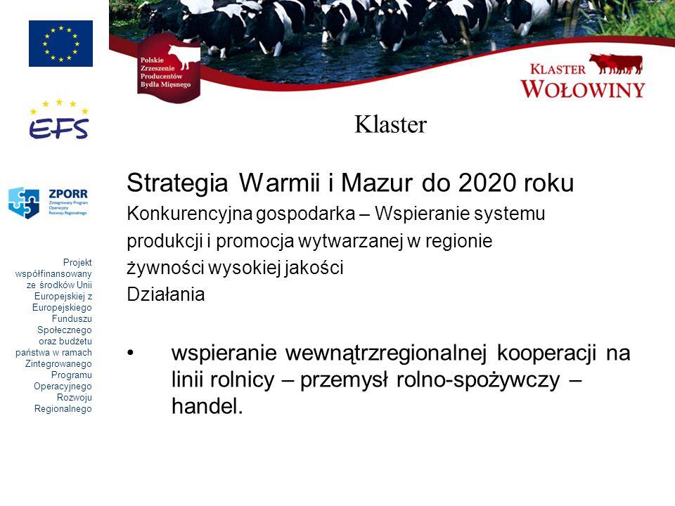 Strategia Warmii i Mazur do 2020 roku