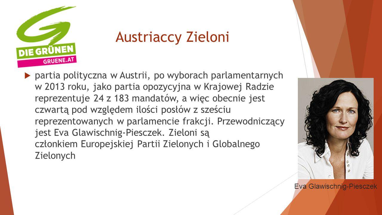 Austriaccy Zieloni