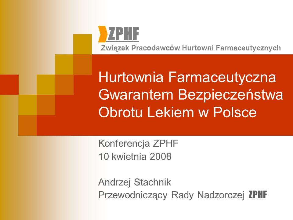 Hurtownia Farmaceutyczna Gwarantem Bezpieczeństwa Obrotu Lekiem w Polsce