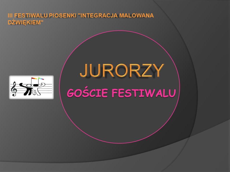 JURORZY GOŚCIE FESTIWALU