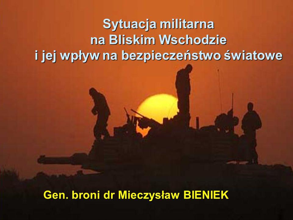 Gen. broni dr Mieczysław BIENIEK
