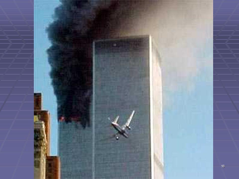 TERRORYZM - NOWE ZAGROŻENIE