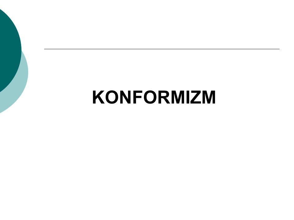 KONFORMIZM