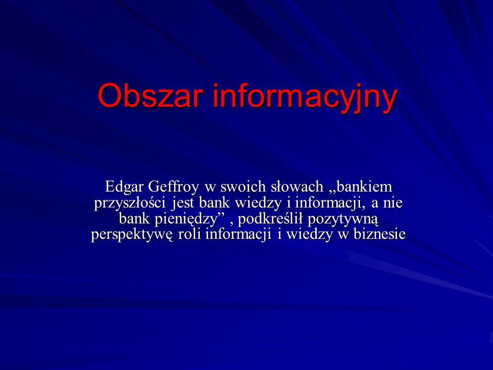 Obszar informacyjny