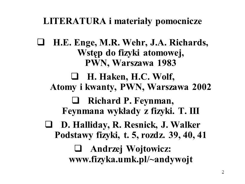 LITERATURA i materiały pomocnicze