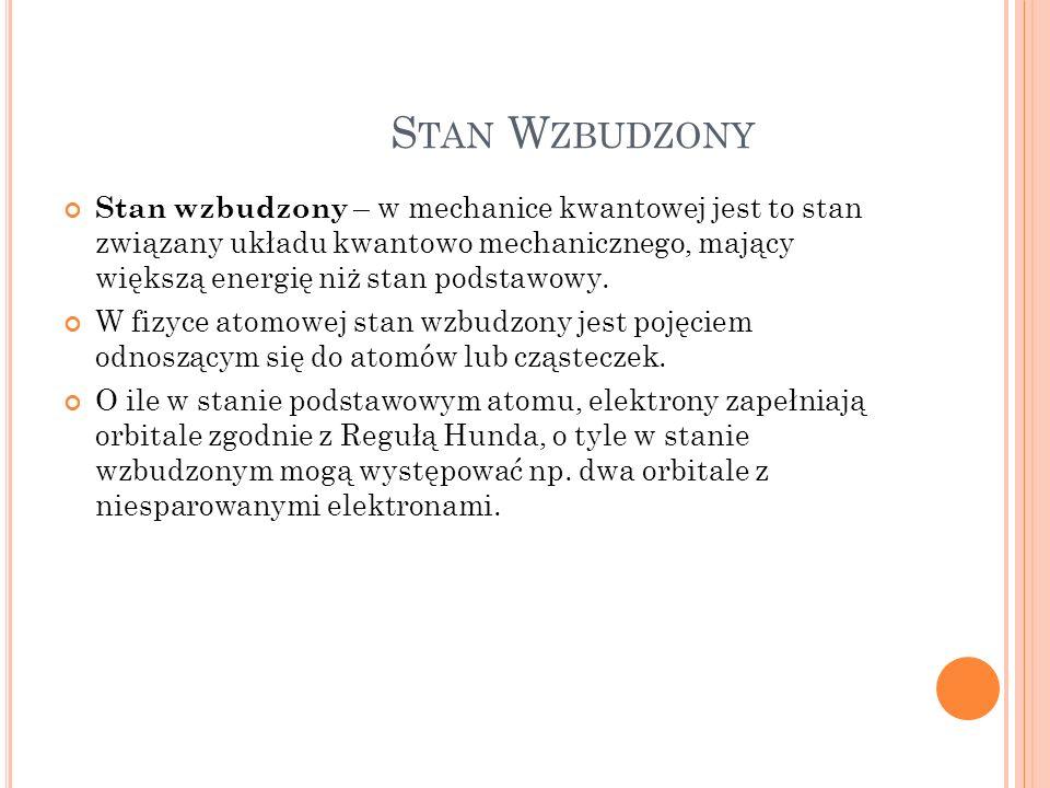 Stan Wzbudzony