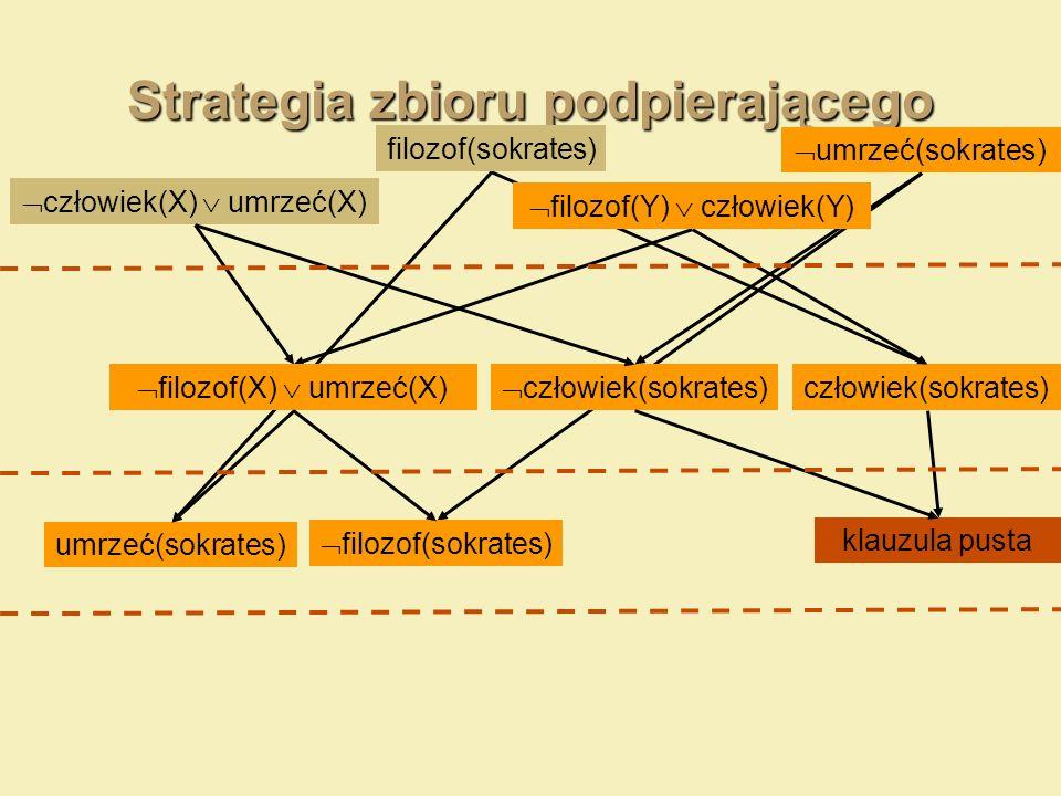 Strategia zbioru podpierającego