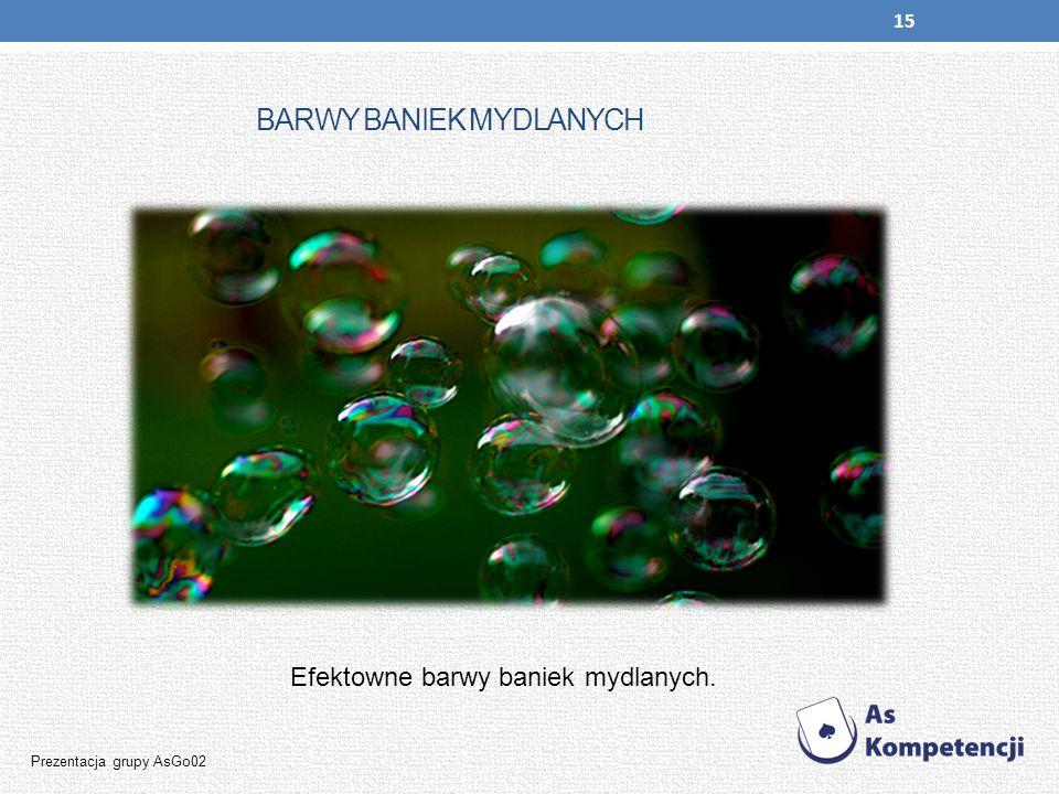 BARWY BANIEK MYDLANYCH