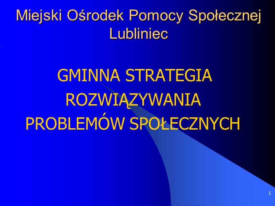 Miejski Ośrodek Pomocy Społecznej Lubliniec