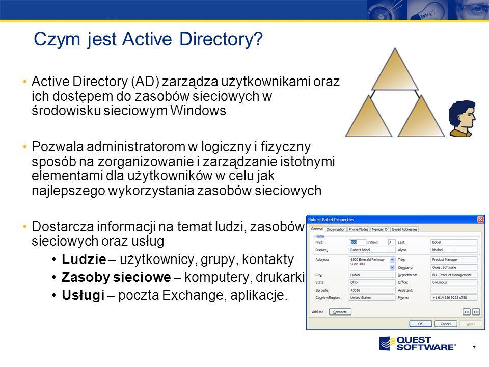 Czym jest Active Directory