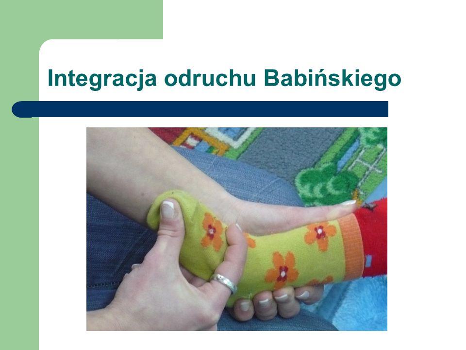 Integracja odruchu Babińskiego