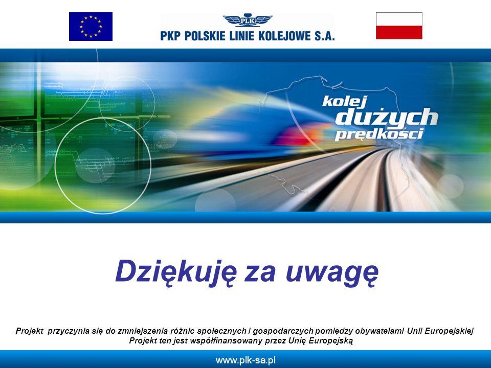 Projekt ten jest współfinansowany przez Unię Europejską