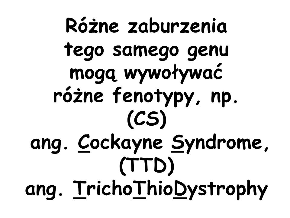 ang. TrichoThioDystrophy