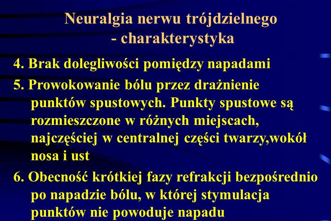 Neuralgia nerwu trójdzielnego - charakterystyka