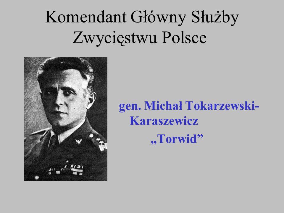 Komendant Główny Służby Zwycięstwu Polsce